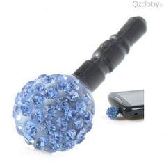 Niebieski, subtelny charm