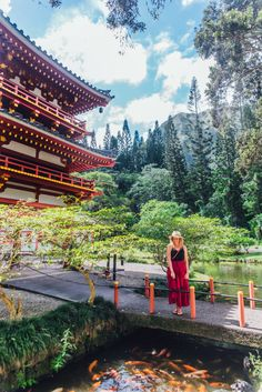 The BEST 6-Day Oahu Photo Itinerary - Byodo Temple
