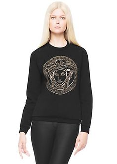 Versace - Medusa sweater
