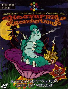 Nocturnal Wonderland: So-Cal September 5, 1998
