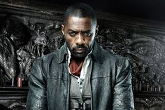 The Dark Tower movie will star Idris Elba as the Gunslinger in a movie adaptation of one of Stephen King's most popular fictional series. The Dark Tower 2017, Dark Tower Movie, Batman Vs Superman, Entertainment Weekly, Idris Elba Dark Tower, Latest Movies, New Movies, Idris Elba Movies, Deadpool
