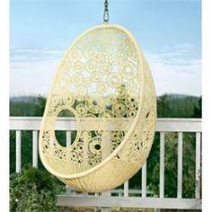 Flower Pod Chair