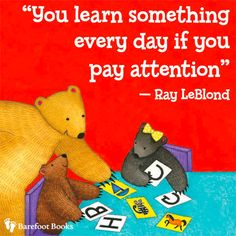 Are you encouraging kids to pay attention? Barefoot Books help children explore other cultures, our planet and themselves, while providing them with ways to follow their imaginations on extraordinary journeys, both internal and external.  http://www.barefootbooks.com/
