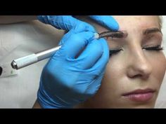 Microblading exclusive by Green Nails Regensburg