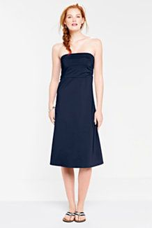 Women's Convertible Swim Cover-up Dress to Skirt from Lands' End Swimsuit Cover Up Dress, Women's Swimsuits & Cover Ups, Women Swimsuits, Miami Fashion, Slow Fashion, Swim Skirt, Suits For Women, Plus Size Outfits, Plus Size Fashion