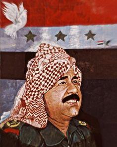 Iraqi President, Famous People In History, Beard Logo, Saddam Hussein, Busse, Baghdad, Presidents, Memories, Memoirs