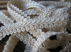 12 Yards of Vintage Lace