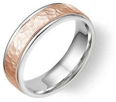 Titanium Baseball Ring Wedding Bands