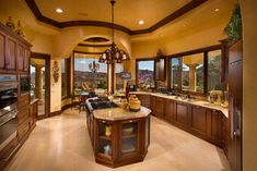 With a kitchen like this, why go out?