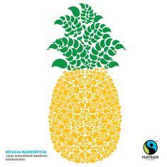Fairtrade illustration by Kiira Sirola © Life Drawing, Surrealism, Storytelling, Animation, Drawings, Illustration, Sketches, Illustrations, Animation Movies