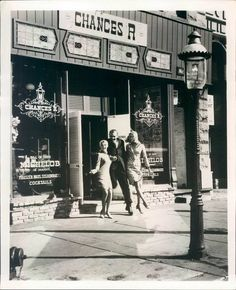 Old Town in the 60's