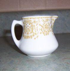 Vintage Jackson China Restaurant Ware Mini Creamer | eBay