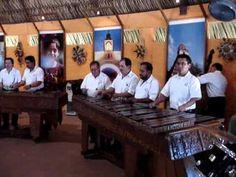 AMAZING MICHAEL JACKSON THRILLER IN MARIMBA ONLY IN GUATEMALA !!