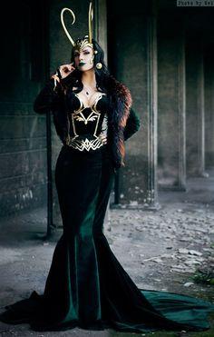 Loki dress