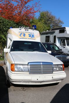 Mercedes 300/Ambulance