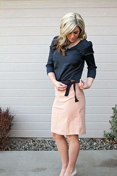 Sunday Style with Rocksbox - The Students Wife Fitness Fashion, New Fashion, Winter Fashion, Dressy Outfits, Cool Outfits, Girls Luncheon, Spring Challenge, Mom Style, What To Wear