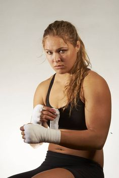 Our newest team member and partner in protecting America's hardworking small-business owners, Ronda Rousey showing us her game face. Ronda Rousey Wwe, Ronda Jean Rousey, Muay Thai, Jiu Jitsu, Karate, Rowdy Ronda, Martial Artists, Badass Women, Mixed Martial Arts