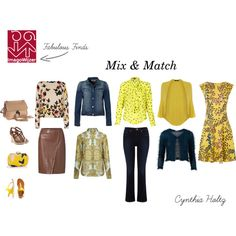 Dailylook mix and match by cynthia-holtz on Polyvore featuring mode, Ted Baker, Jolie Moi, Oasis, Burberry, Gucci and MANGO