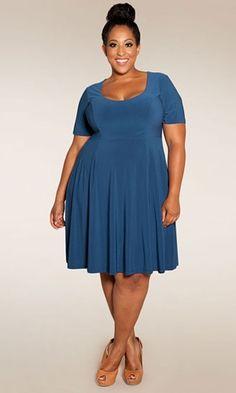 Blue #fat #bbw #curvy #fullfigured #chubby #plussize #thick #beautiful #sexy