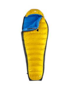 The North Face Equipment Sleeping Bags GOLD KAZOO