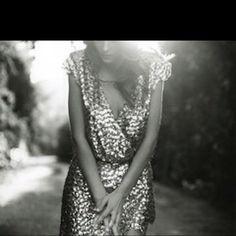 Sparkly sparkly dress<3