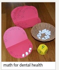 Math teeth