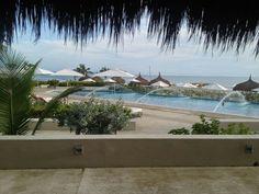 Playa en cartagena -  colombia