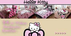 nevresim dünyası: Hello Kitty Ürünleri Şimdi İndirimde..