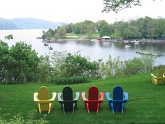 Basin Harbor Club, Vergennes VT - my entire family went here for my grandparents 50th wedding anniversary in 1999