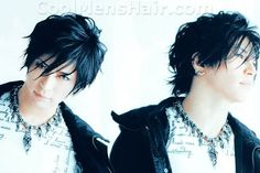 Japanese Visual Kei Hairstyles For Guys | Cool Men's Hairstyles Pictures & Styling Tips