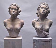 A existência humana em forma de escultura