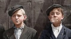 This short film marries stunning colorized photography of early 20th century New York, with the music of Scott Joplin, as performed by Brent Watkins.