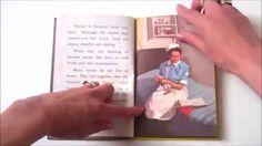 The Nurse 1963 'People at Work' Vintage Ladybird Book Series 606B