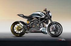 Ottonero Cafe Racer: ER motorcycles