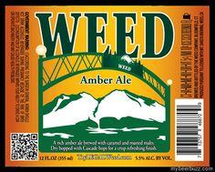 Weed Amber Ale (Thomas Hooker)
