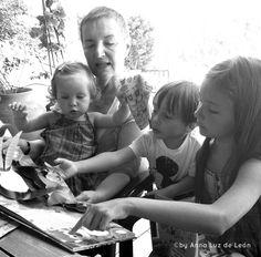 liebe mama... ::: über die unbescheidenheit der sehnsucht