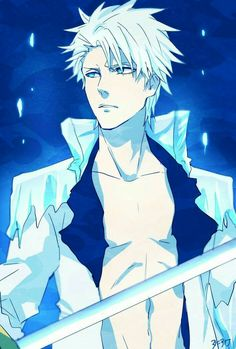 Toshiro your a man now. Your finally taller than me. Congratulations. I know your stronger now. Just don't die. Don't completely die. You have to live with whatever life force you have left. You must fight & live.