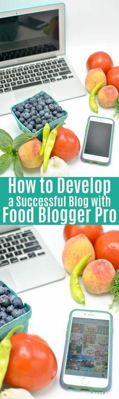 start successful food blogs nigeria