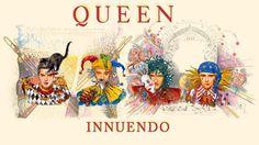 Queen ve Mercury'den Hoşçakalın: Innuendo John Deacon, Queen Band, Brian May, Bruce Springsteen, Led Zeppelin, Queen Songs, Metallica, God Save The Queen, Die Queen