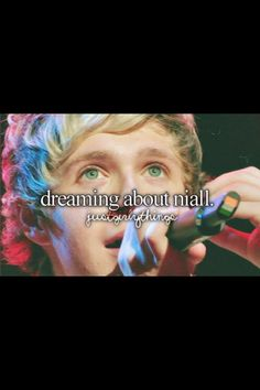 I always dream about him ❤