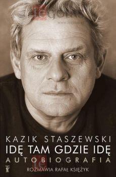 Książka Kazik Staszewski biografia jest niesamowitą książką o wielkim muzyku. Jestem oczywiście fanką jego twórczości dlatego też mnie ona tak bardzo interesuje