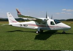 Tecnam P-2006T aircraft picture