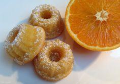Orangen-Marzipan-Mandel-Gugl