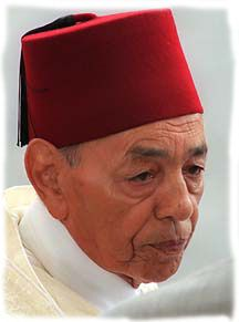 Sa majesté Hassan II