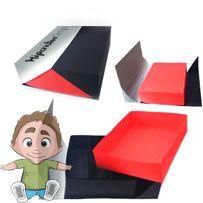 Blog Hiperativo Design: Caixa com tampa dupla com bandeja para até 15 doce...