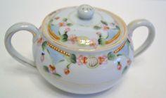 Decorative Arts Handpainted Nippon China Creamer Volume Large