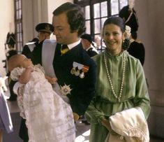 Crown Princess Victoria's Christening