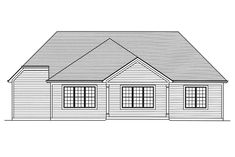 Traditional Style Homes, Traditional House Plans, Wood Etching, Three Bedroom House, Craftsman House Plans, Square Feet, Gazebo, Living Spaces, Floor Plans