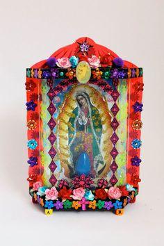 Mexican shrine