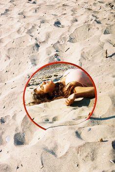 #miroir #plage